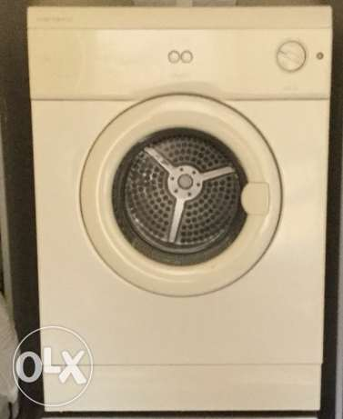 Dryer white compomatic for sale