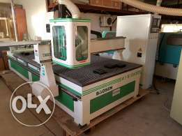 New Cnc Router machine with automatic tools changer 3D and aggregate