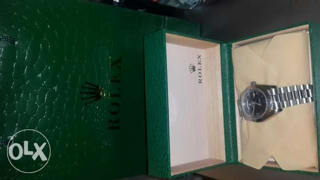 Rolex oyster perpetual day date - replica - new بعبدا -  5