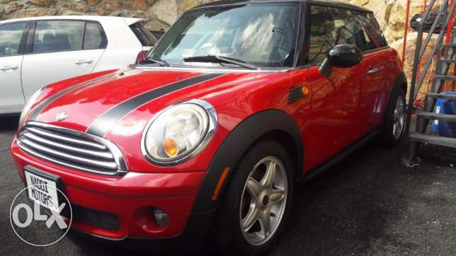 2008 Mini Cooper - Panoramic Roof - LIKE NEW - Ajnabieh