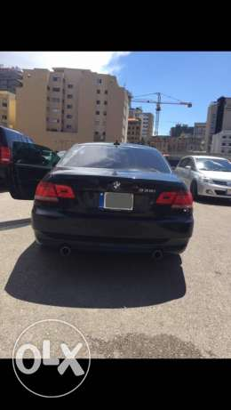 bmw 335 twin turbo 2007