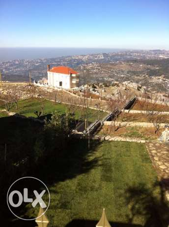 Villa Zaarour - Special price and negotiable - panoramic view كسروان -  8