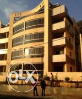 An apartment for sale in Bshamoun