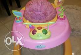 Marche Bebe and Exersaucer both for 100$