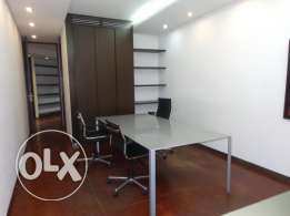 Furnished office for RENT - Ashrafieh 200 SQM