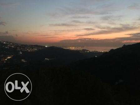 Jeita 160m2 - new - sea and beirut view - upgraded -