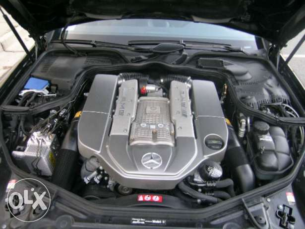 E55-AMG For sale or trade كرك -  5