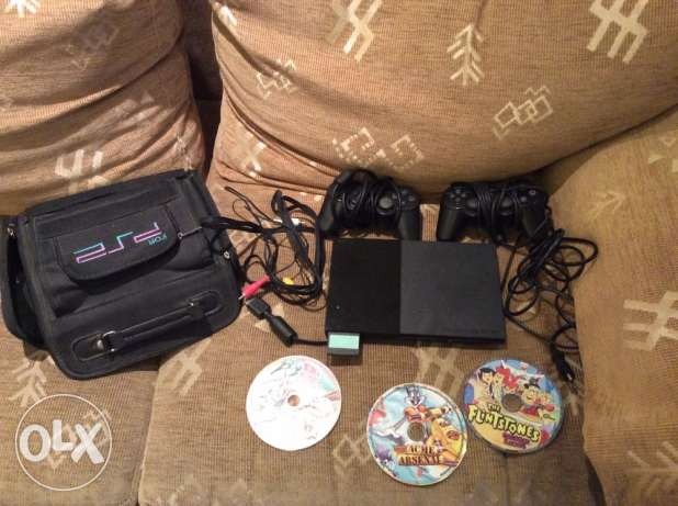 Good condition PS2+3cd
