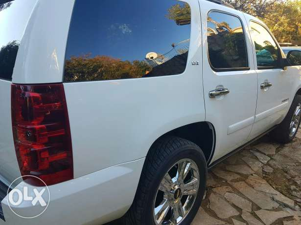Special Chevy tahoe LTZ with original luxury package from company أشرفية -  6