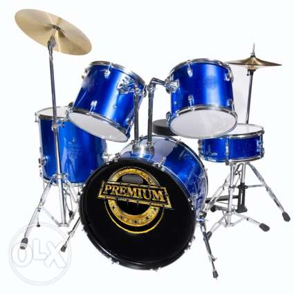 premium acoustic drums