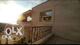 Villa for sale on the top of Bchamoun