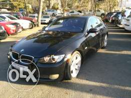 Bmw 335 full option clean carfax 2008