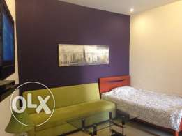 Fully furnished and newly renovated Studio in Mansourieh