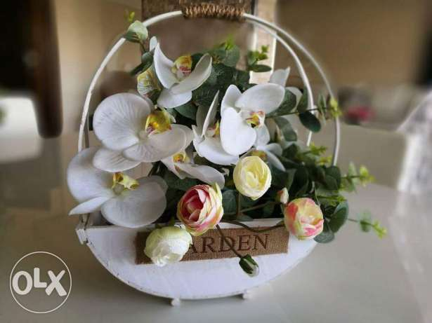 Artificial flowers / elegant _ good quality