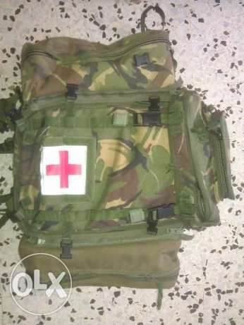 British and US Military Medical Backpacks أشرفية -  2