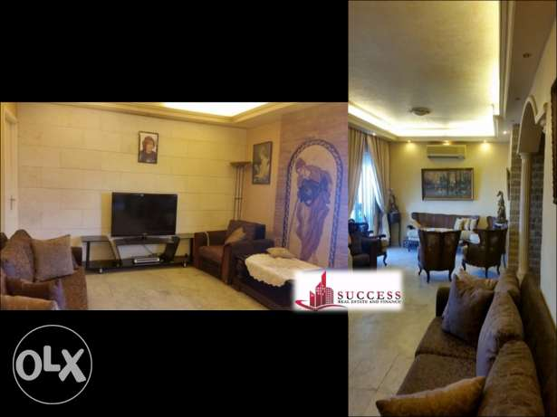 Decorate Apartment with Sea View for Sale in DBAYE المتن -  3
