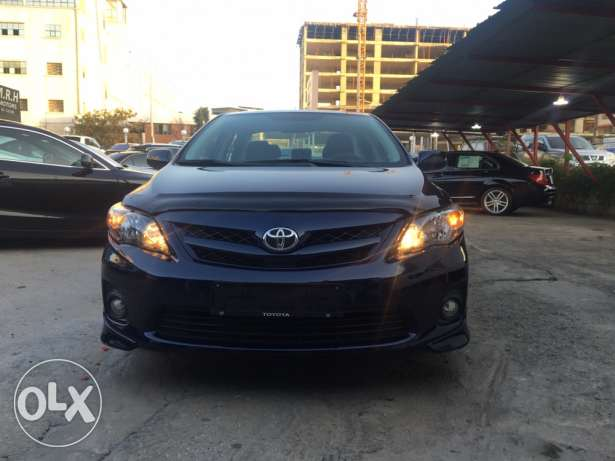 toyota corolla S LOW MILEAGE like newww سن الفيل -  1