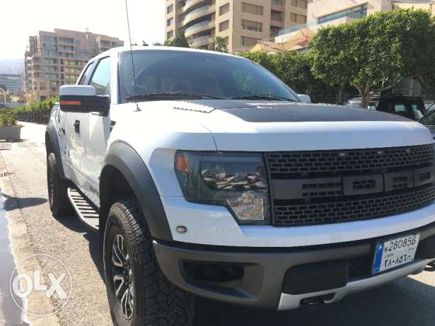 Ford F150 SVT Raptor 2013