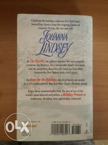 The Holiday Present - Johanna Lindsey غازير -  2