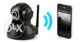 IP Camera Monitor your office, home, warehouse, from your mobile phone