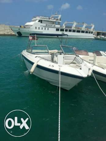 amazing family lynch regal boat 7.5 meter v8 for sale or trade