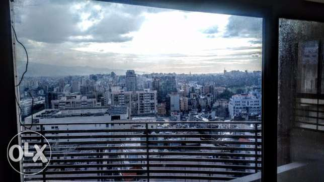 NEW apartment in Ashrafieh 175 sqm open PANORAMIC views on 10th floor.