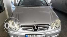 For sale going abroad Avantgarde mercedes clk 320
