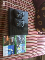 Xbox one Barely used for less than a month