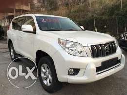 Prado 2010 full option no accidents