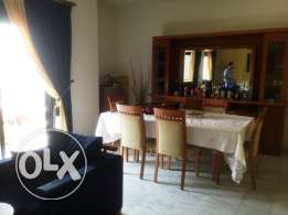 Cozy 150sqm apartment with 70sqm terrace and garden for sale in Dbayeh