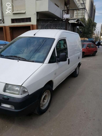 Citroen jumpy 2002 ndif 2.0 16v 2800us