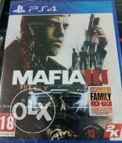 Mafia 3 cd game ps4