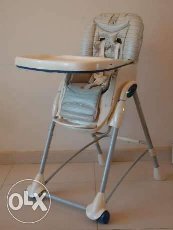 Omega High Chair for Baby/Toddler for Sale
