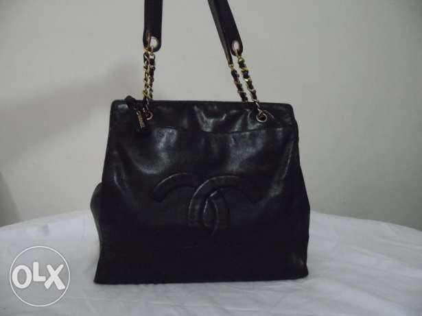 Chanel dark brown Shoulder Bag
