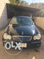 Mercedes Benz C230 Black - Gray