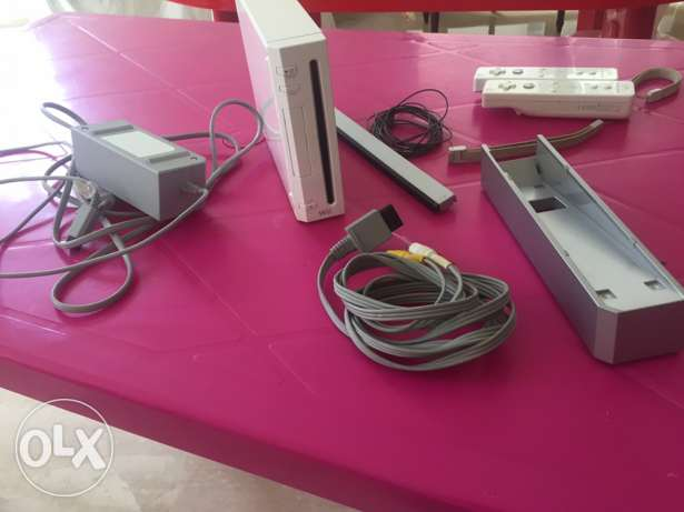 Wii for sale!!