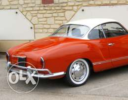 vw karmann ghia stop original