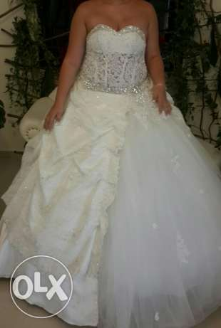 Wedding dress عجلتون -  5