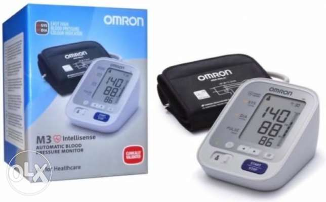 Omron M3 Upper Arm Blood Pressure Monitor *3 Year Warranty*