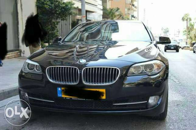 bmw 520i // 2013 // FULLY LOADED, Brand New !!
