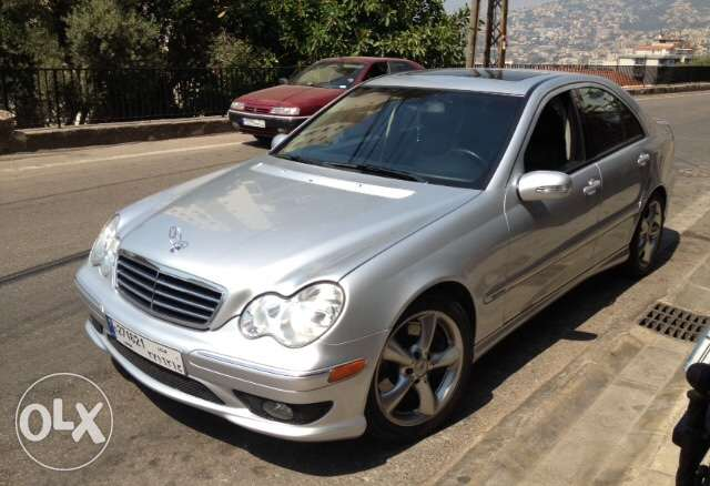 mercedes C230 V6 sport 2006 for sale
