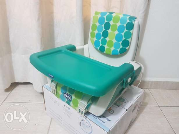 Baby Booster Seat. Chicco make