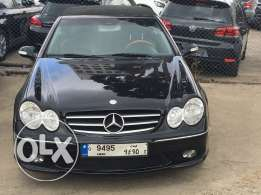 mercedess clk like new