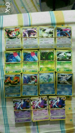 pokemon cards انطلياس -  1