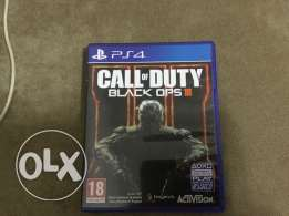 call of duty :black ops III for sale 30$