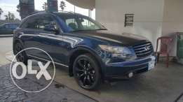 INFINITI FX35/V6 Full Technology, new tiers//No Accidents one owner