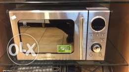 microwave stainless campomatic NEW