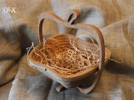 Bamboo baskets for sale - Wholesale lot of 300 pieces