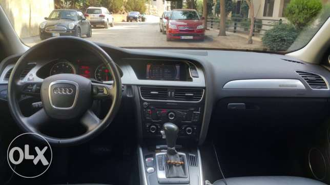 Audi A4 2.0t (price negotiable) بيت الشعار -  5