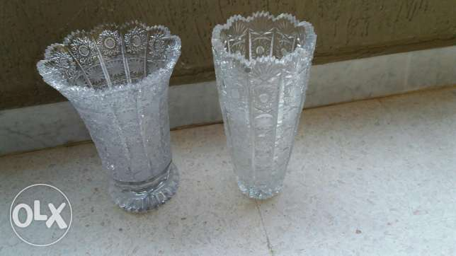 Bohemia crystal set عمارة  شلهوب -  2
